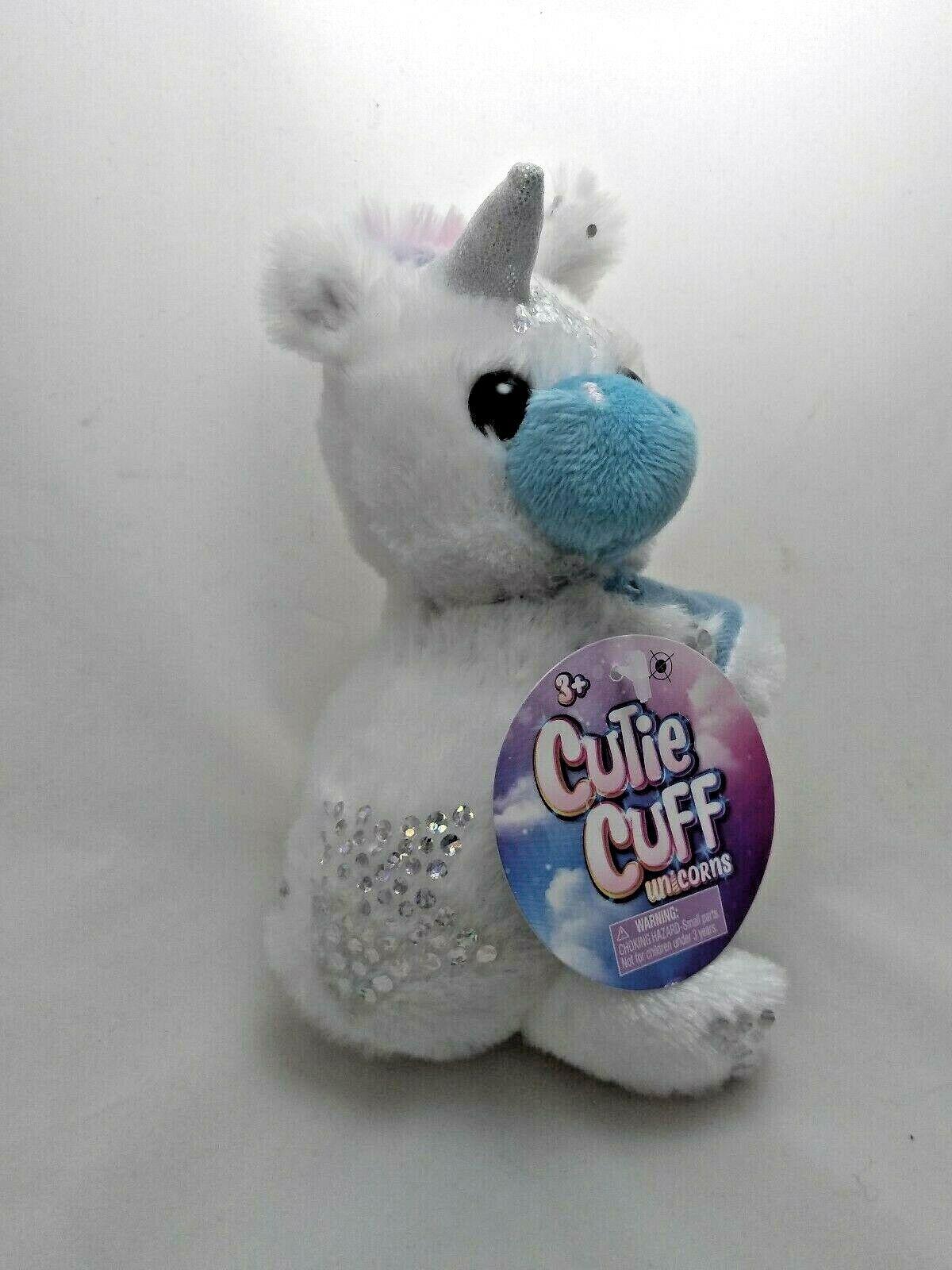 Best Stuffed Animals For Boy, Cutie Cuff Unicorn Plush Slap Band Bracelet Ebay